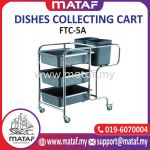 Dishes Collecting Chart 3 Layer FTC-5A