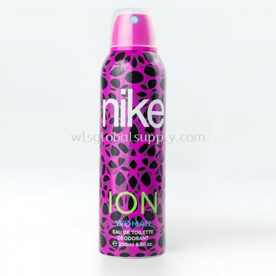 Nike Woman EDT DEO Body Spray ION 200ml