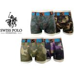 Swiss Polo SP20305 (2 PCS Pack)