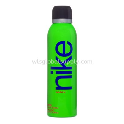 Nike Colors Deo Spray MAN 200ML (Green)