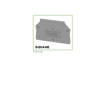 DEGSON - D-DC4-HE-01P-11-00A(H) END PLATE CONNECTORS