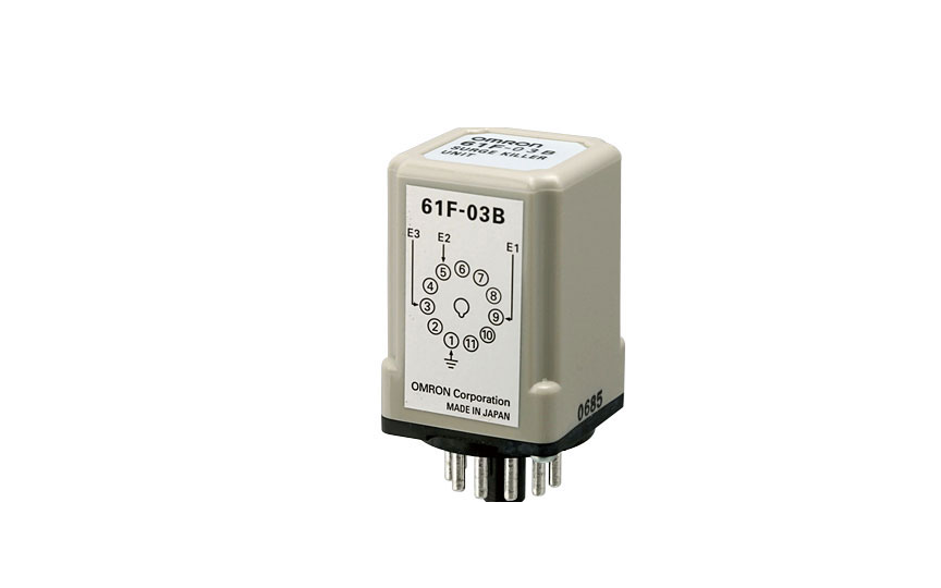 61F-03B / -04B Omron _ Protect 61F Controllers Against Lightning.