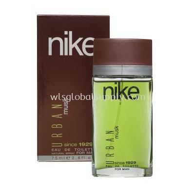 Nike Natural Spray MAN 75ml (Urban Musk)