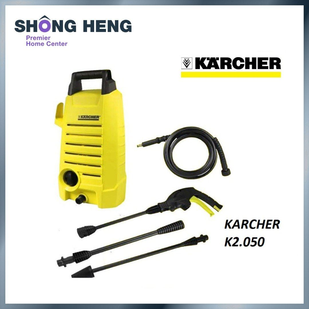 KARCHER K2.050 K2050 100 BAR WATER JET HIGH PRESSURE WASHER
