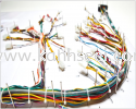 customized cable  WIRE HARNESS