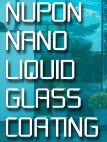 Nupon Nano Thermal Glass Coating