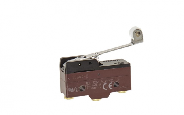 Omron X Omron _ Direct Current Switch with Built-in Magnetic Blowout