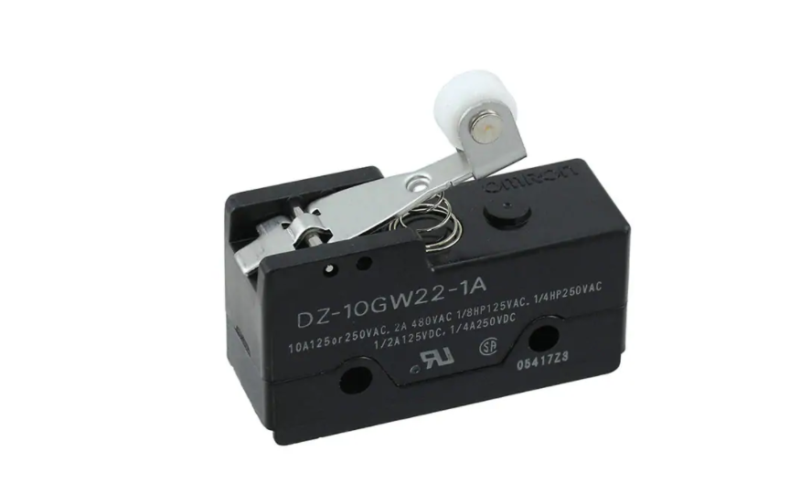 Omron DZ Omron _ DPDT Basic Switch for Two Independent Circuit Control