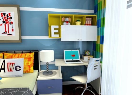 Prince & Princess Bedroom 3D Design Refer
