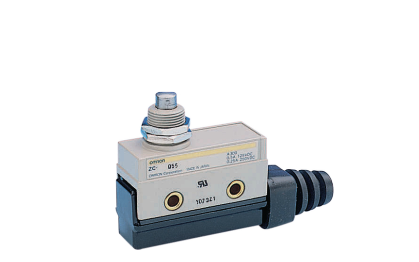 Omron ZC-[]55 Omron _ Small, High-precision Enclosed Switch