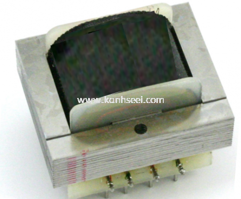 Nickel alloy transformer