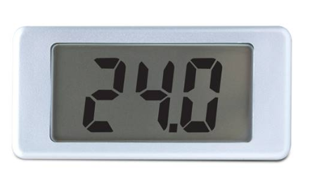 LASCAR EMV 1200 2-Wire LCD Voltmeter with Single-Hole Mounting