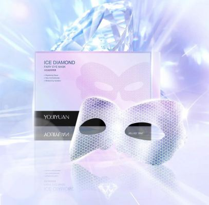 �ż�Դ���꾧����Ĥ Youjiyuan Ice Diamond Fairy Eye Mask