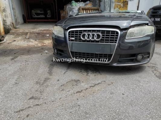 Audi A4 B7 2.0T S Line Half Cut