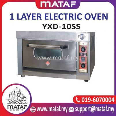 1 Layer Electric Oven 1 Tray YXD-10SS