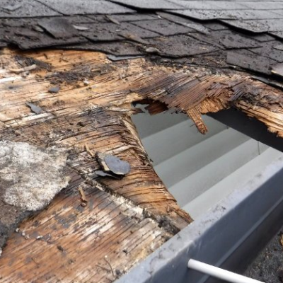 Roof Leaking