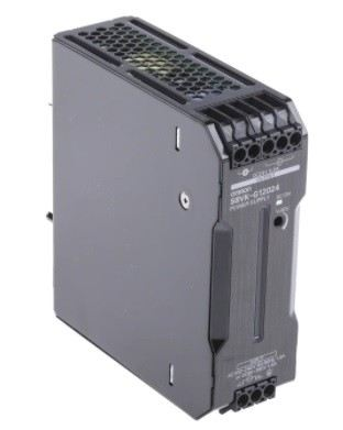 S8VK-G12024 - Omron, S8VK-G DIN Rail Panel Mount Power Supply, 24V dc Output Voltage, 5A Output Curr  Power Supply Units Omron
