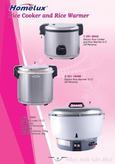 Rice Cooker & Rice Warmer