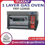 1 Layer Gas Oven 1 Tray YXY-12ASS