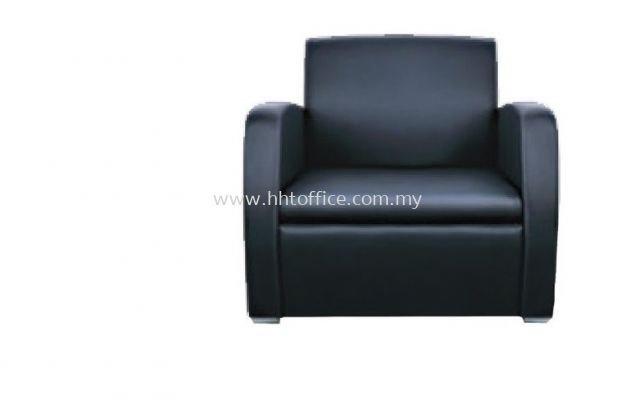 Diff 1 - Single Seater Office Settee