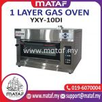 1 Layer Gas Oven 1 Tray YXY-10DI