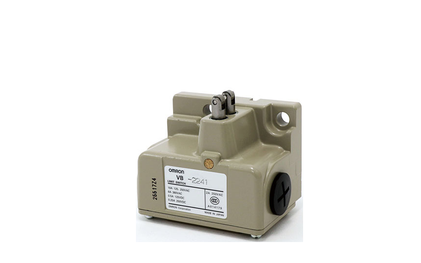 VB Omron _ A New Monoblock Multiple Limit Switch Incorporating a Head Box with a Tough Head and Ensu
