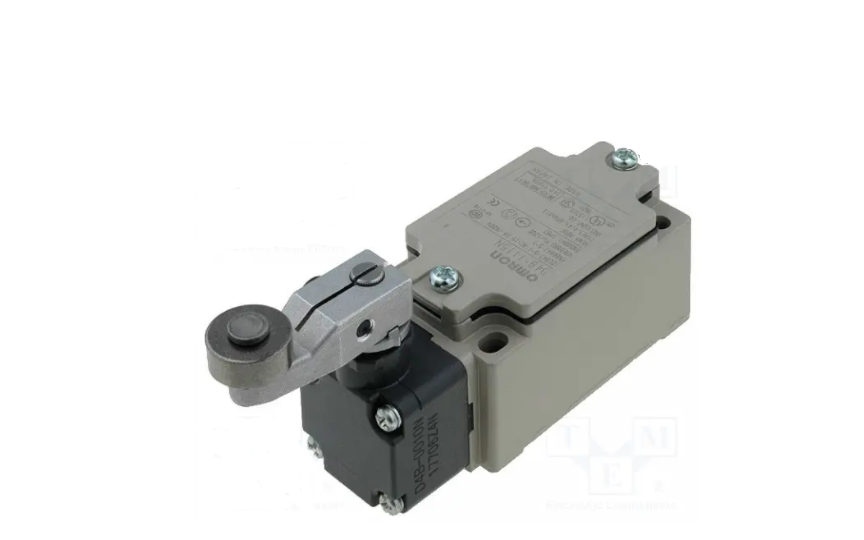 Omron D4B-[]N Omron _ Robust safety limit switch with metal housing Slow-action and snap-action contact wi