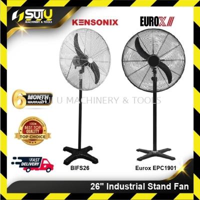 "KENSONIX BISF26 / EUROX EPC1901 26"" Industrial Stand Fan"
