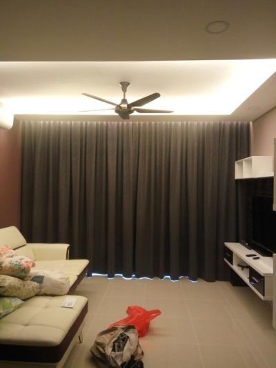 Monochrome Classic Design Curtain Reference