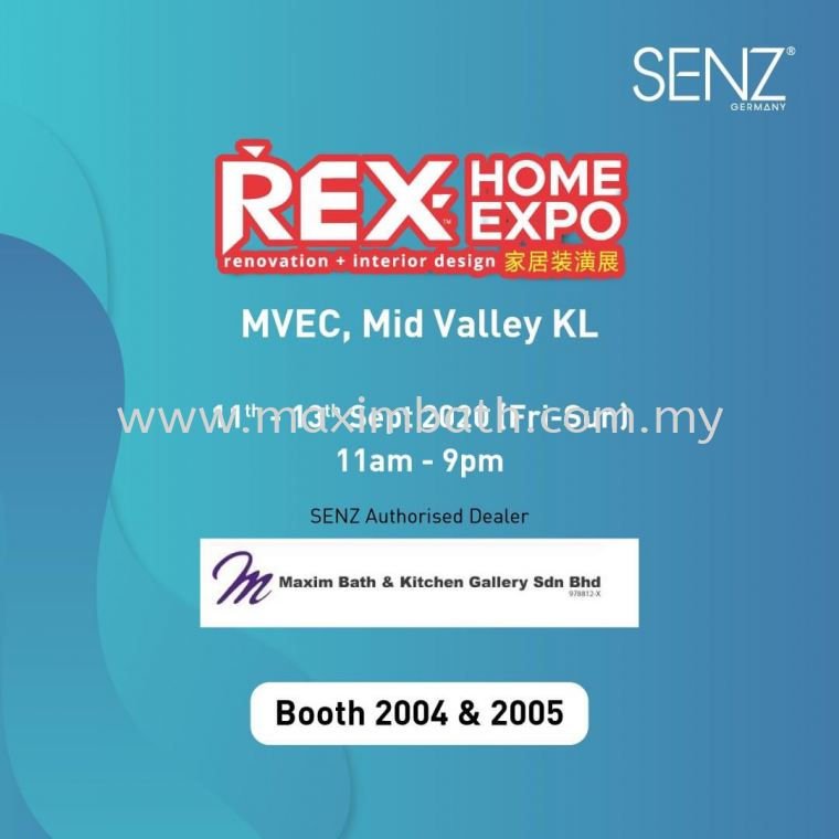 REX Home Expo 11/09/2020-13/09/2020