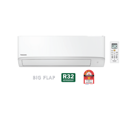 1.0HP Standard Non-Inverter R32 Air Conditioner CS-PN9WKH-1 (CU-PN9WKH-1)