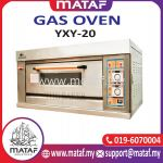 1 Layer Gas Oven 2 Tray YXY-20
