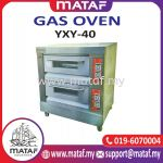 3 Layer Gas Oven 4 Tray YXY-40