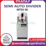 Dough Divider/ Mesin Pembahagi Doh MTDV-36