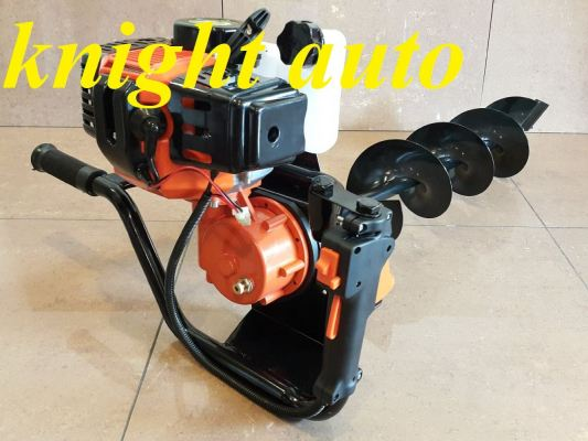 Gasoline Earth Auger / Ground Drill / Post Hole Digger ID998929