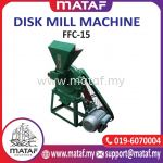 Disk Mill Machine Mesin Kisar Tepung FFC-15
