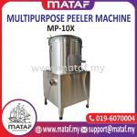 Potato Peeler/ Mesin Kupas Kentang MP-10X