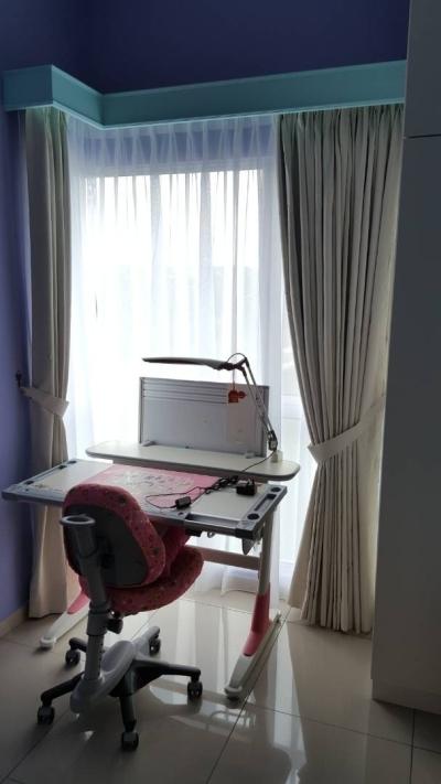 Finished Curtains Design Refer At Johor / Johor Bahru