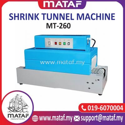 MATAF Automatic Shrink Wrapping Machine MT-260