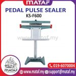 MATAF Foot Pedal Sealing Machine KS-F600