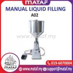 MATAF A02 Pneumatic Paste Filling Machine 5~50ml