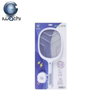Iwachi USB Rechargeable Mosquito Racket