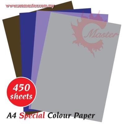 A4 Colour Paper - Special