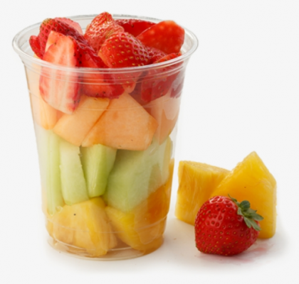 Mixed Fruits in Cup