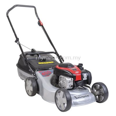 Masport Maxicatch 450ST c/w Engine Lawn Mover (Steel Body)  [Code:2878]