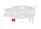 FORELEG Pork Cuts