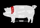 WU HUA ROU Pork Cuts