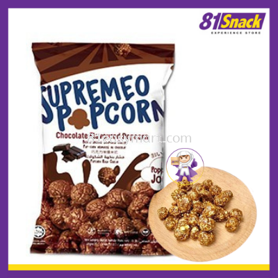 Supremeo Popcorn Chocolate Flavor