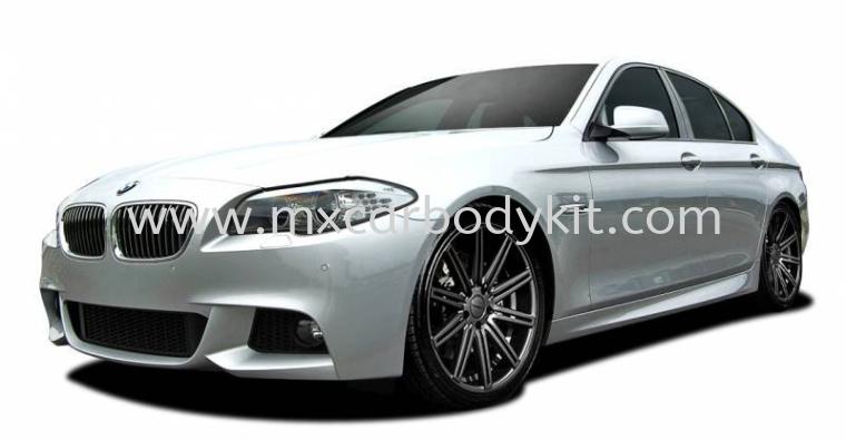 BMW F10 5 SERIES 2010 & ABOVE M-TEK / M-SPORT BODYKIT F10 (5 SERIES) BMW