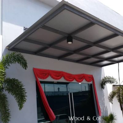 Composite Panel Roof